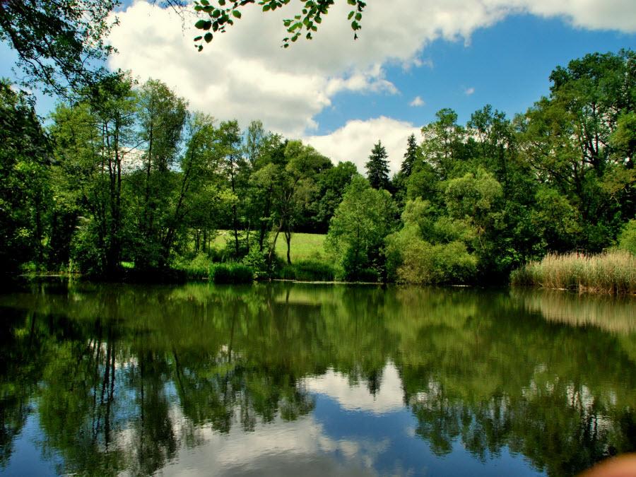 Belgium-lake-Bierleux